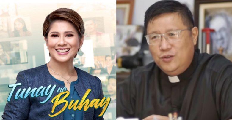 Fr Joey faller Kamay ni Hesus